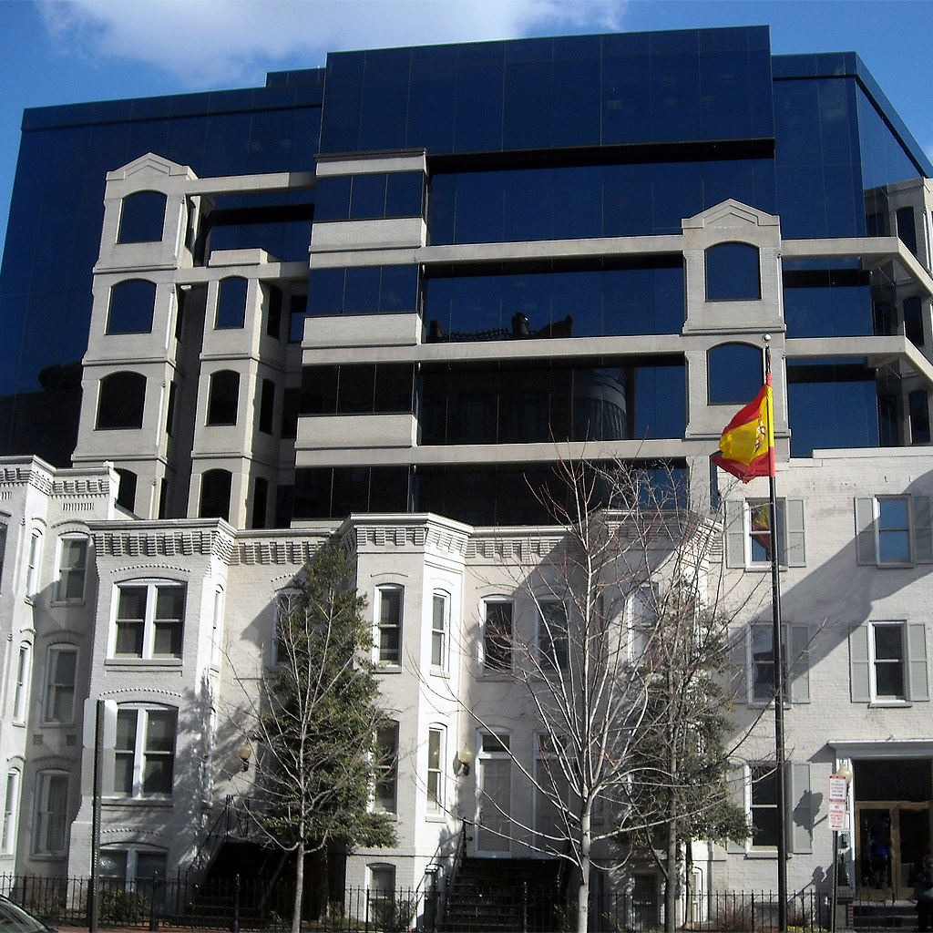 Spanish Embassy in Washington D.C.